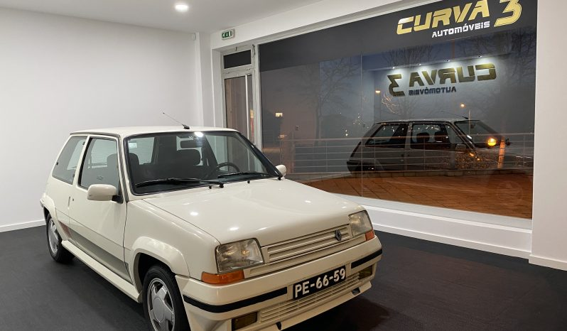Renault 5 GT Turbo completo