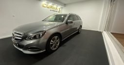 Mercedes Benz E 250 CDI BlueEFFICIENCY Station