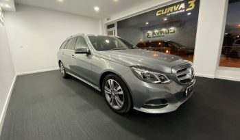 Mercedes Benz E 250 CDI BlueEFFICIENCY Station completo