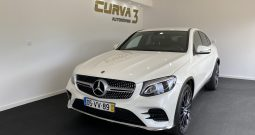 Mercedes Benz GLC Coupe 250d 4Matic AMG Line