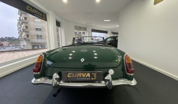 MG MGB Roadster 1965 completo