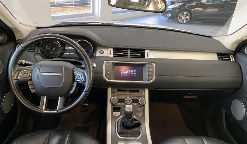 Range Rover Evoque 2.2 eD4 completo