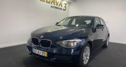 BMW 116d F20 Efficientdynamics Edition
