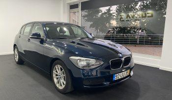 BMW 116d F20 Efficientdynamics Edition completo